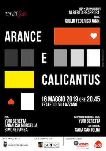 Arance e Calicantus